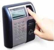 Установка биометрических систем контроля доступом и учета рабочего времени