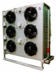 Шокфростер - Постаментный воздухоохладитель