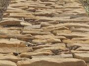 Фасадно-стеновая нарезка-торец из песчаника природного