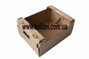 картонный ящик под огурци