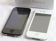 iPhone 5G + TV / i5 / 2 SIM /яблоко/чехол в подарок