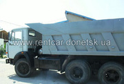 Перевозка,  доставка сыпучих материалов в Донецке и области