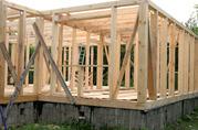 Дом построю в Донецке. Строительство дачных,  и кап. домов в Донецке. В