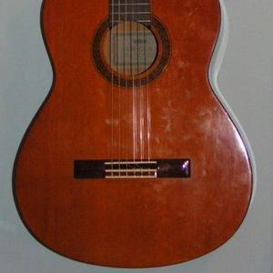 Продам классическую гитару YAMAHA CG 100А в чехле СРОЧНО!!!