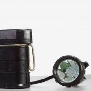 Светильник шахтный особовзрывобезопасный головной аккумуляторный СВГ8-