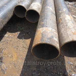 Трубы стальные б/у 325х10