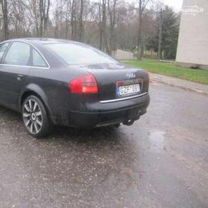 Авто-разборка в  Одессе Audi A6 C5 2000.