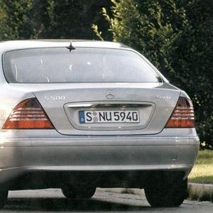 Авто-разборка в Одессе  Mercedes Benz W220 5.0и 2.3miller AКП 2002
