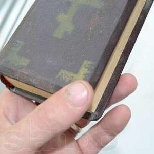 142 летняя книга,  Новый завет 1872 г.