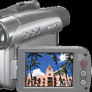 Продам компактную видеокамеру Sony DCR-HC26E
