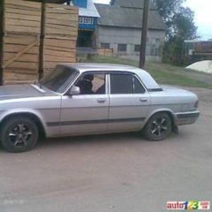 Продам  автомобиль Газ 31105-120 ЗНГ