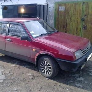 Продам автомобиль ВАЗ 21099 седан