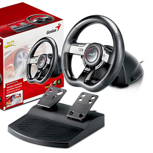 Продам руль и педали Genius Speed Wheel 5