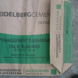 Цемент пц 400  Хайделберг металлопрокат машинные вагонные нормы