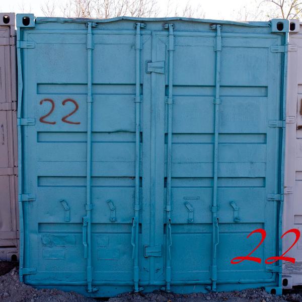 Морские контейнеры новые и б/у 2