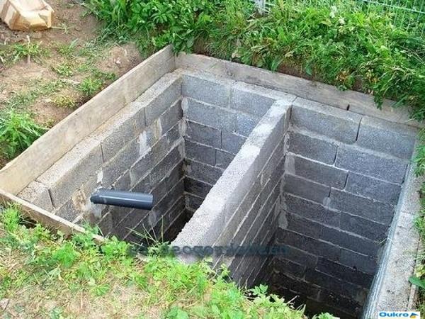 Сливные ямы под ключ в Донецке. 2