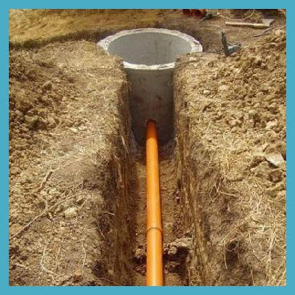 Сливные ямы под ключ в Донецке. 4
