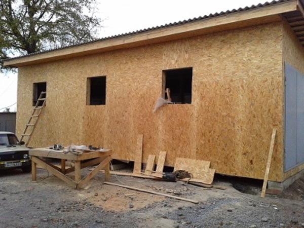 Строительство складов,  хранилищ,  офисных помещений. 3