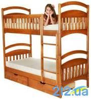 Двухъярусная кровать от производителя Карина.