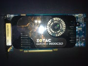 GeForce 9600 GSO 384 Mb 192 Bit
